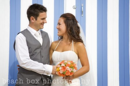 Beach Box Wedding Photography