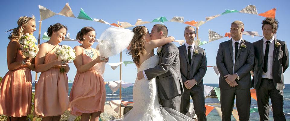 Beach Box Photography wedding couple