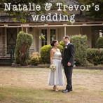 Natalie & Trevor's wedding!