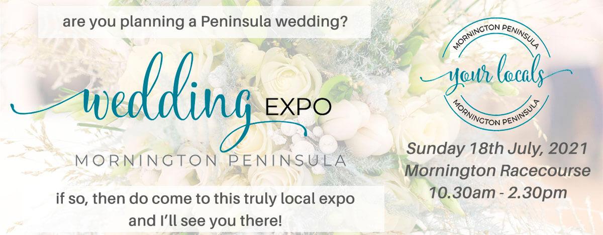 Mornington wedding expo 2021